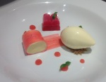 """Rhubarb and Custard"""